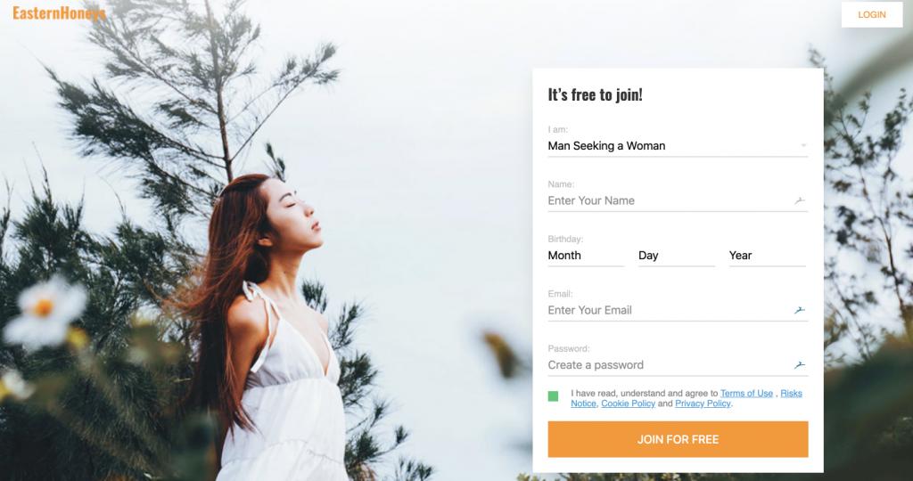 EasternHoneys.com dating site review