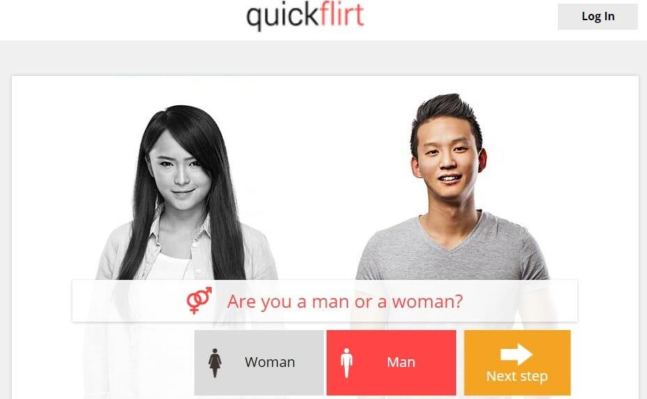 QuickFlirt dating site