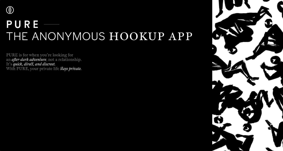 pure hookup app