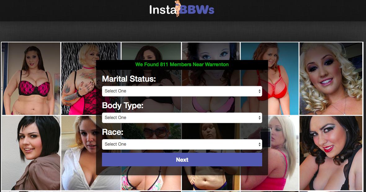 search girl InstaBBWS